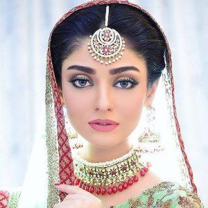 Perfect Bridal Makeup 2017 Look