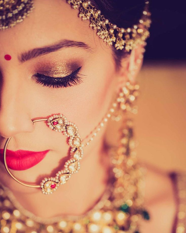 Glamorous & Trendy Bridal Makeup 2018 in Pakistan: