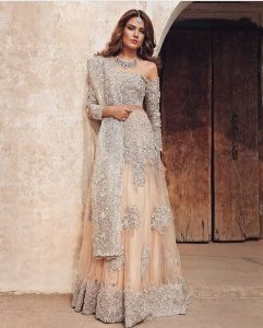 Wedding Gown for Bride 2017