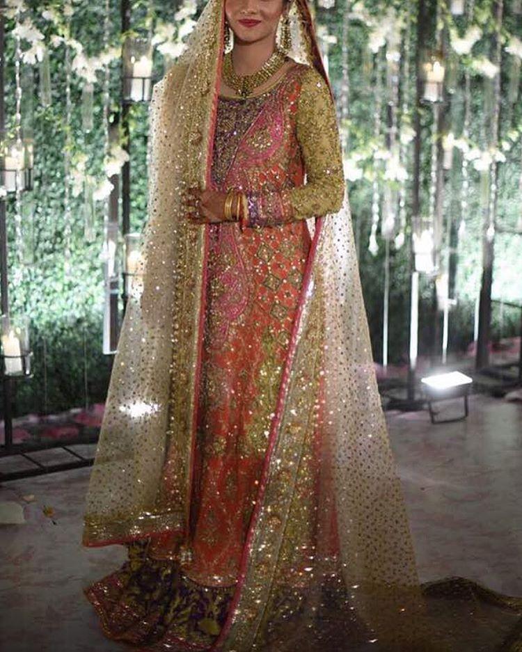 Nomi Ansari Bridal Wear