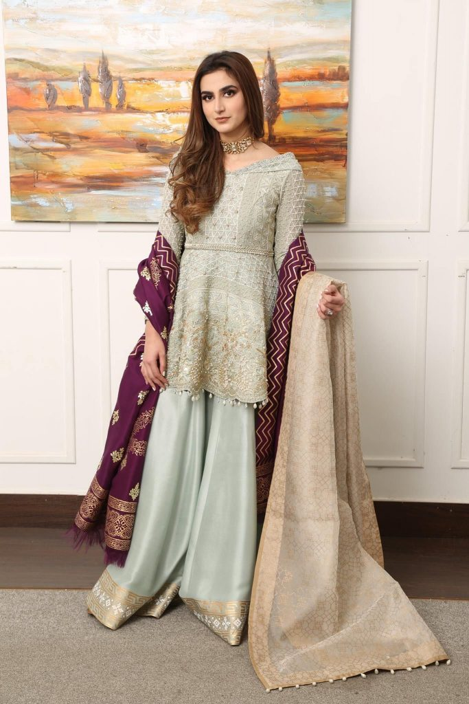 Pakistani New Bridal Dresses Collection