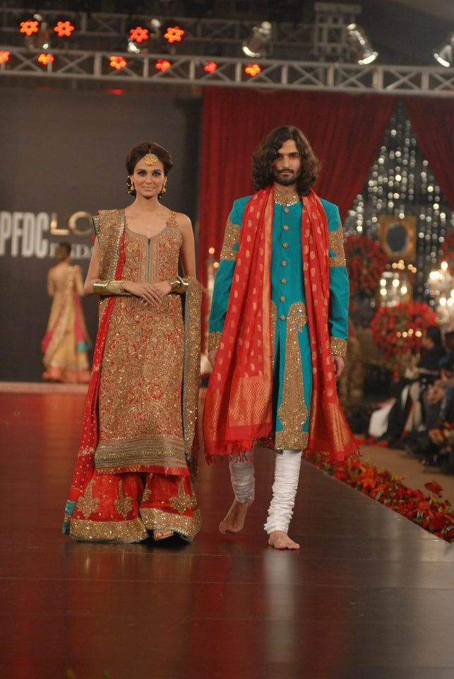 Umer Sayeed New Bridal Collection