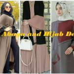 Latest Abaya and Hijab Styles