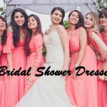 Best bride shower Dresses