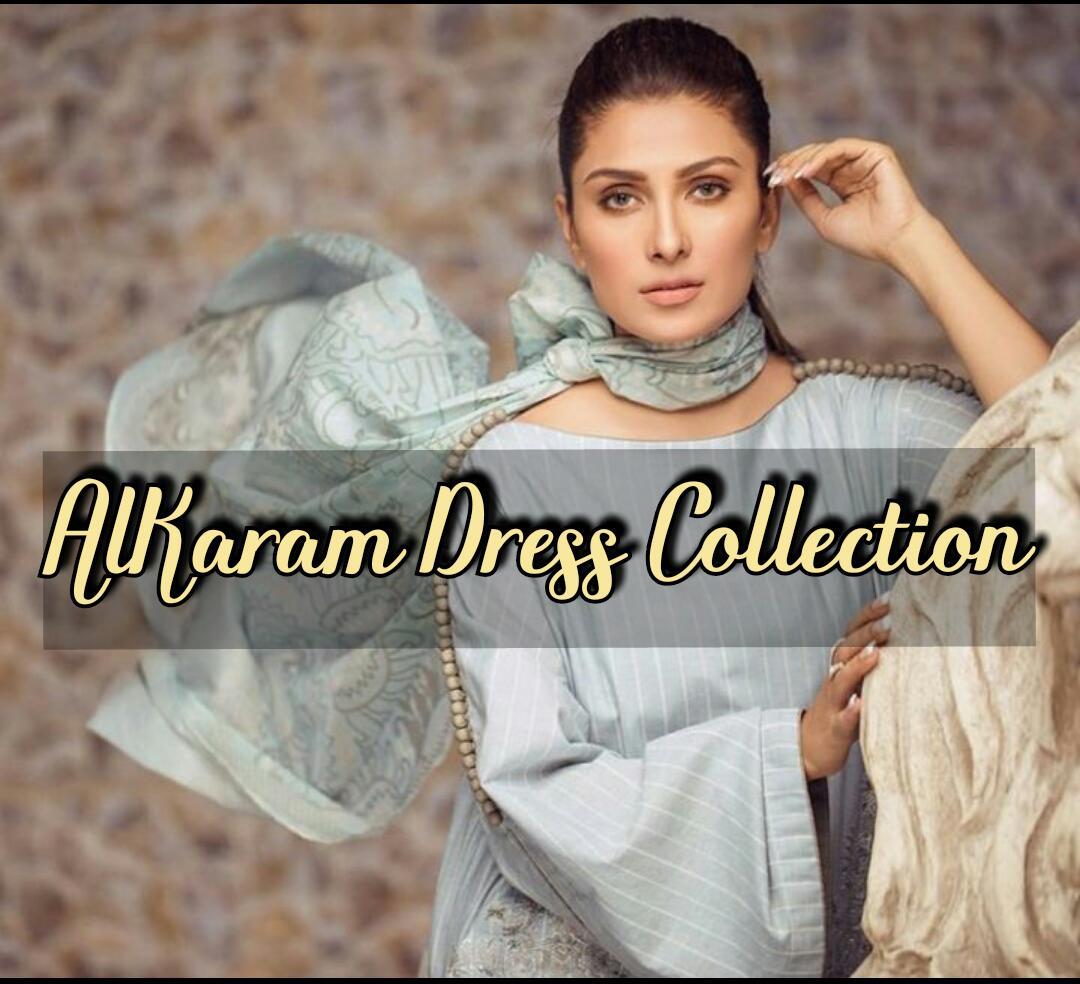 ALKARAM DRESS COLECTION