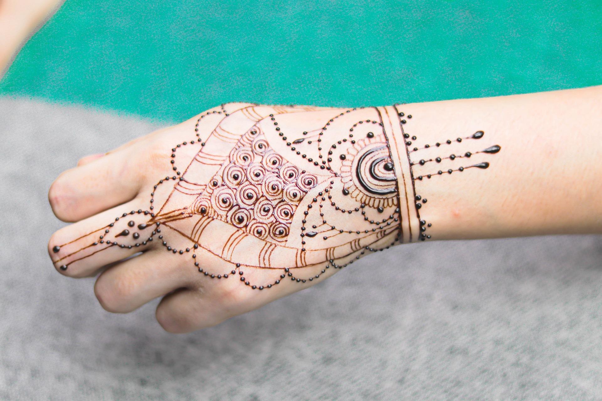 Best Mehndi Designs for Girls