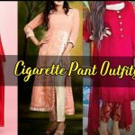 CIGARETTE PANTS OUTFITS