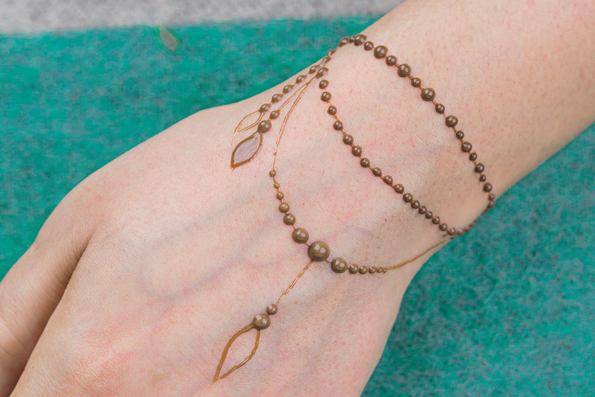 Henna Designs Bracelet
