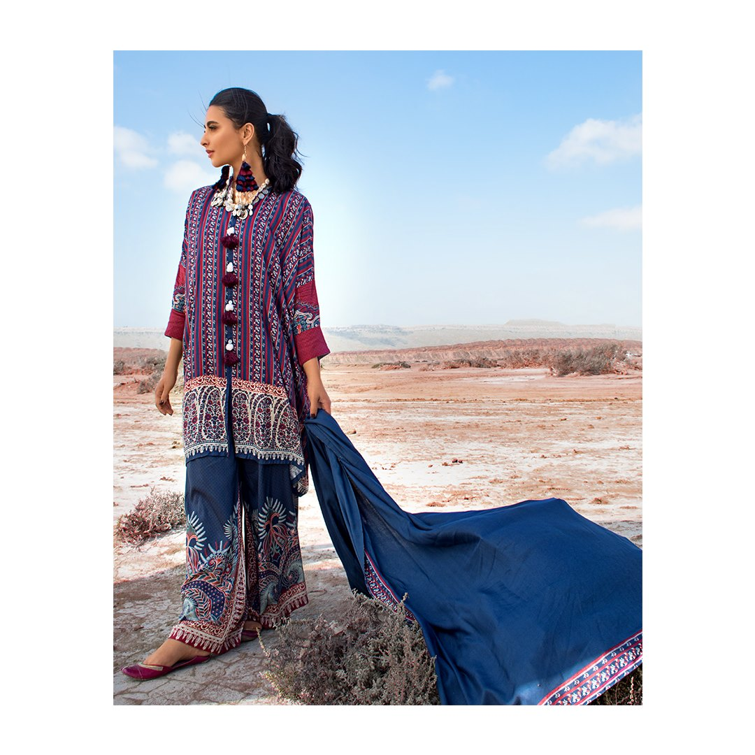 Khaadi 3 Piece Unstitched Collection