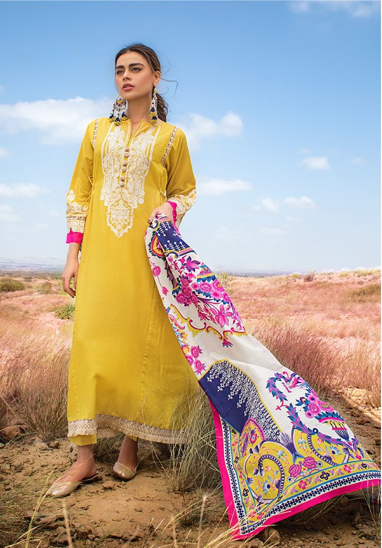 Khaadi 3 Piece Unstitched Collections 2