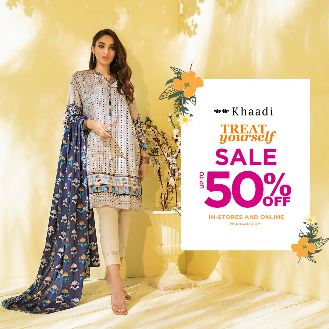 Khaadi Latest Collection in Sale