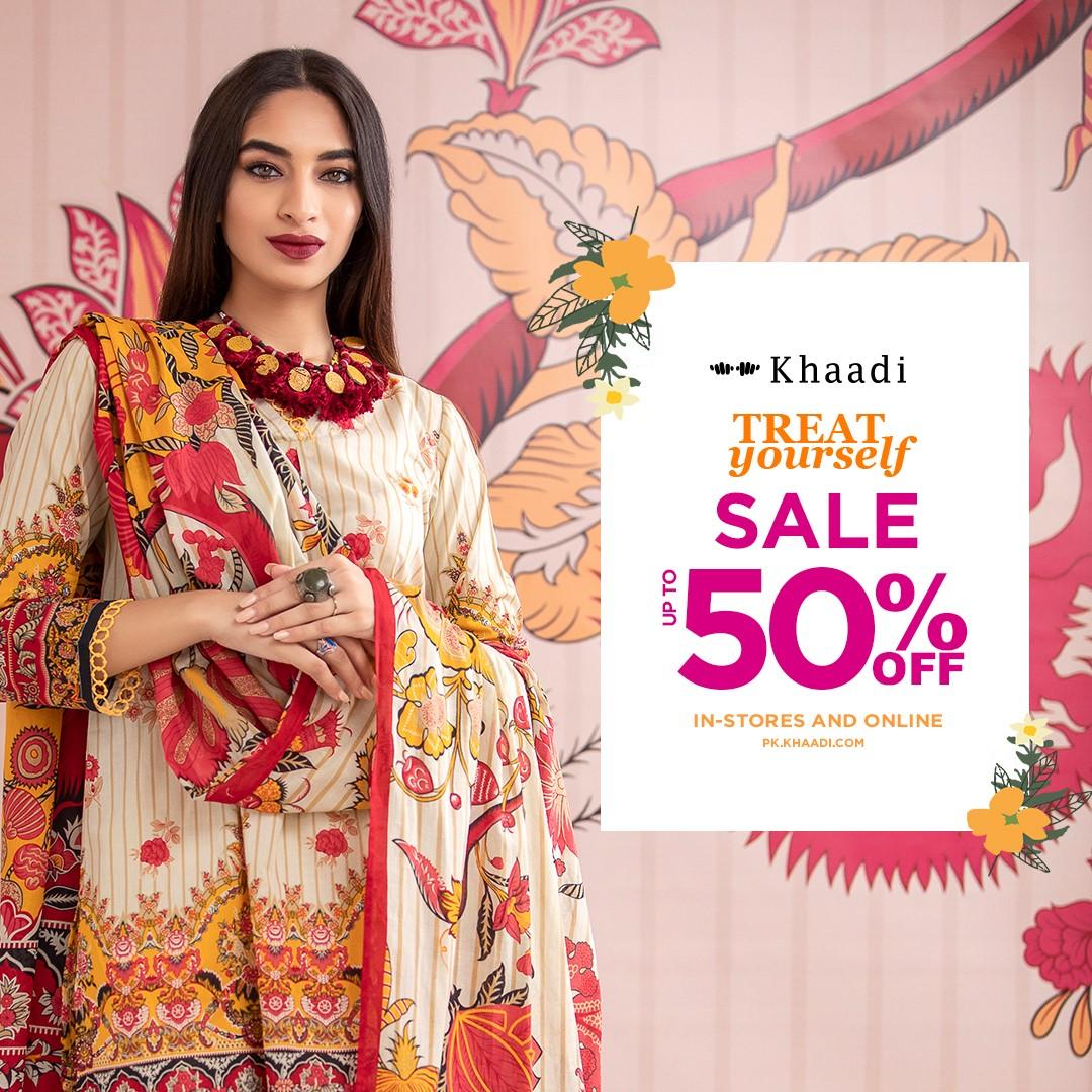 Khaadi New Dress Designs Collection