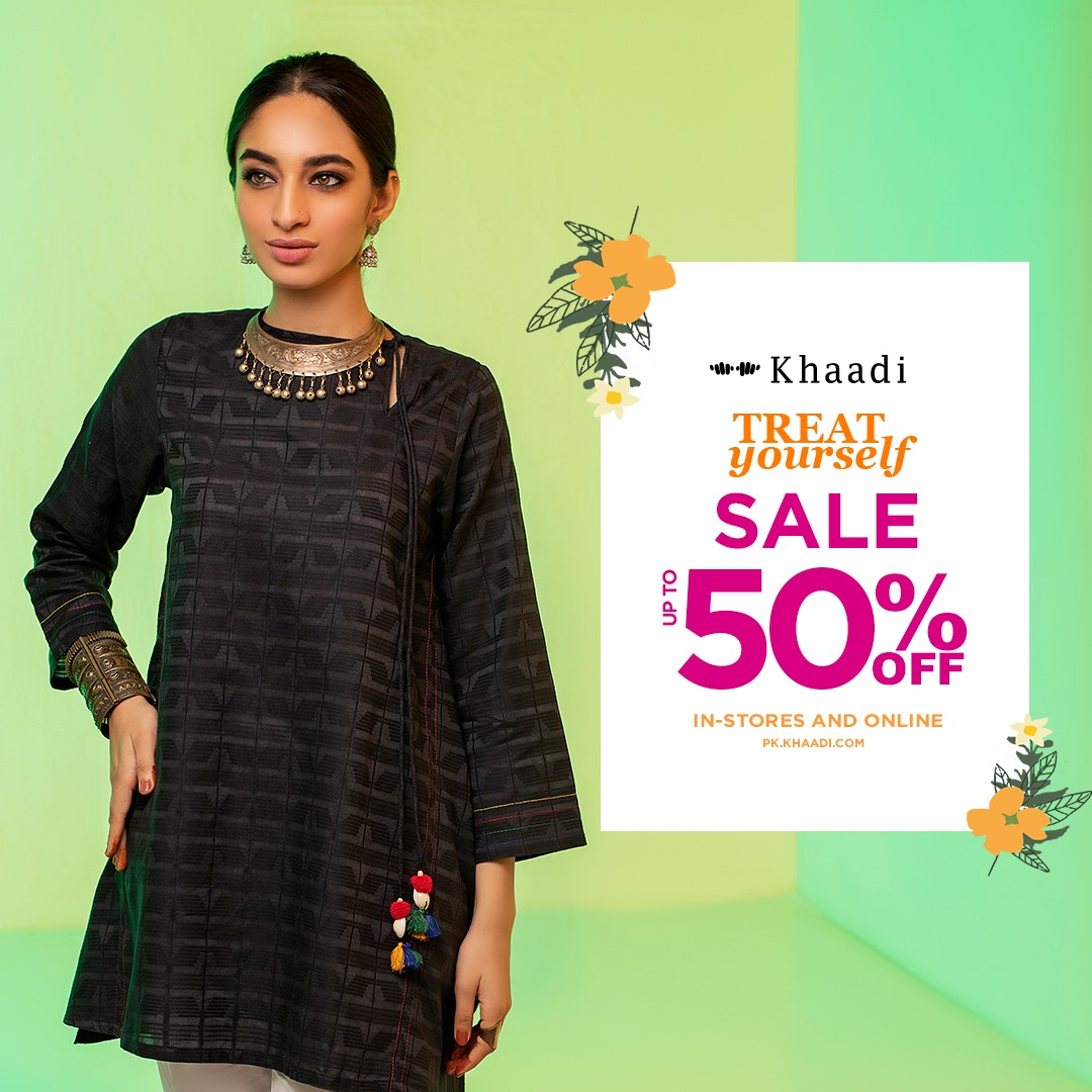 Khaadi Sale Collection for Women