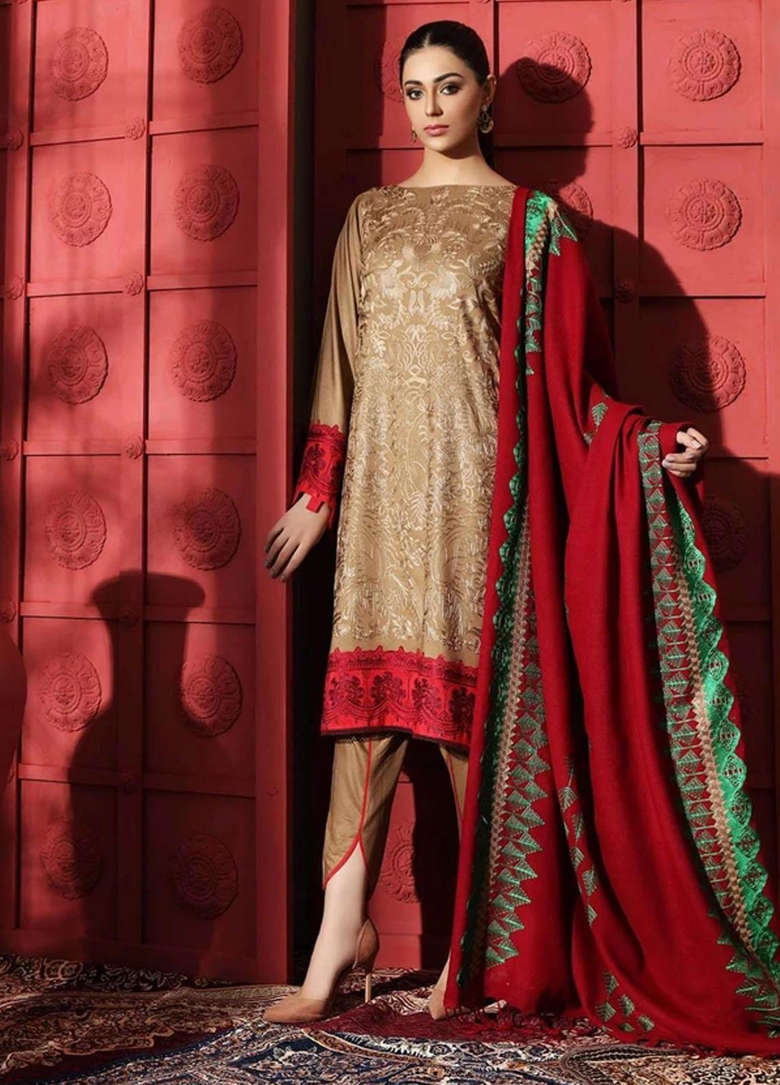 Marina Embroidered Suits for Ladies