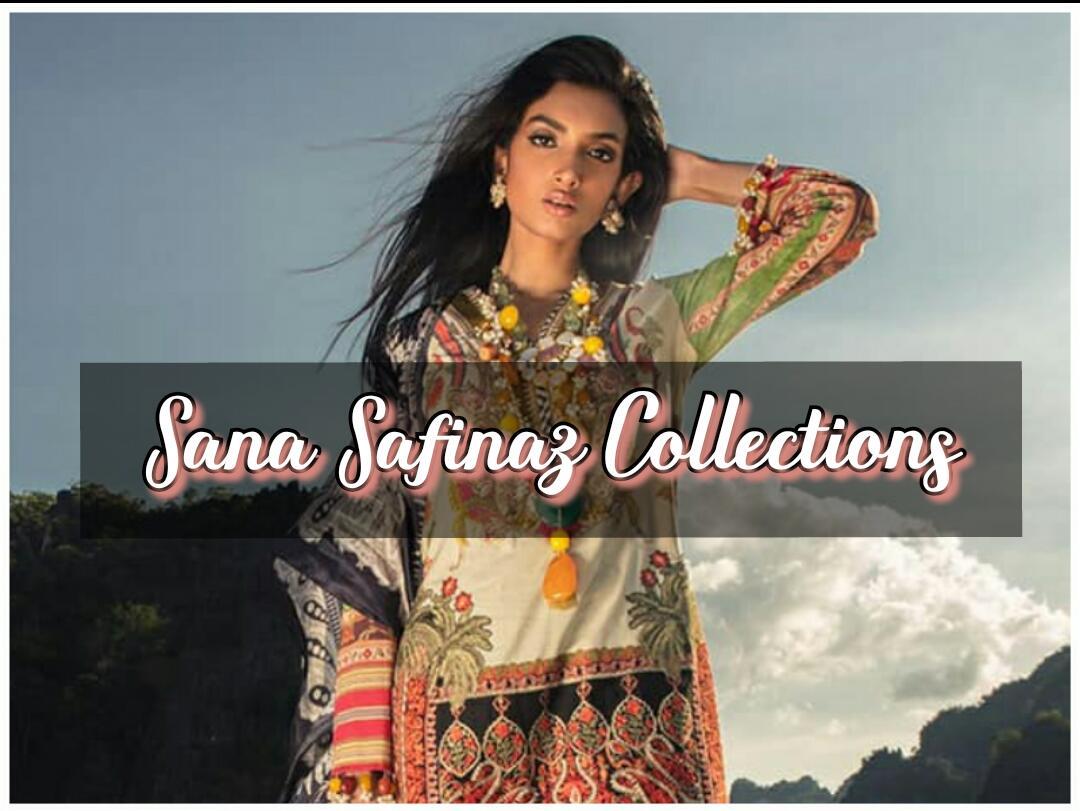 SANA SAFINAZ COLLECTIONS
