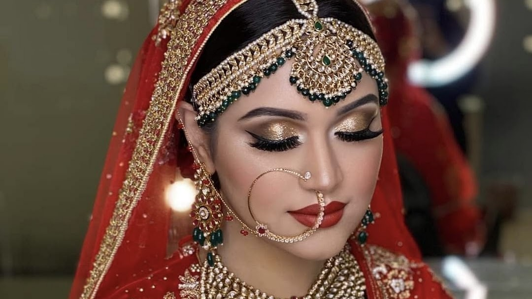 indian makeup at home