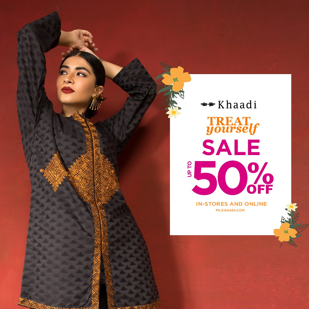 khaadi Collections