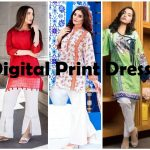 Digital Print Dresses