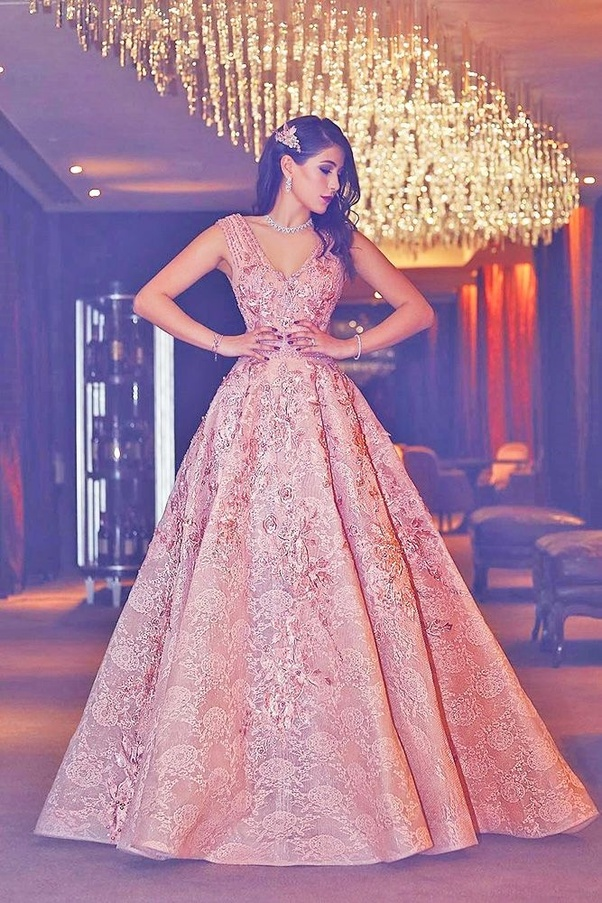 Beautiful Dress for Engagement