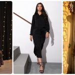 Black Dresses - Beautiful Party Wear Black Dress Online Designs for Girls