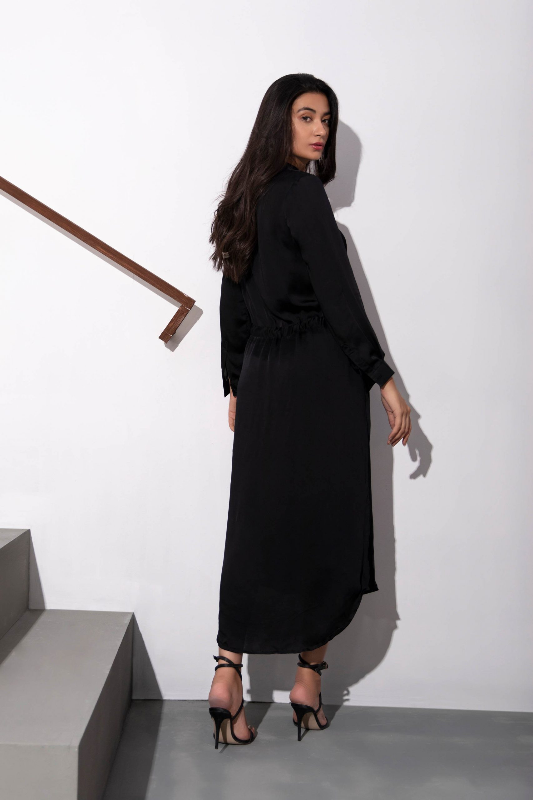 Black Long Dress Collection