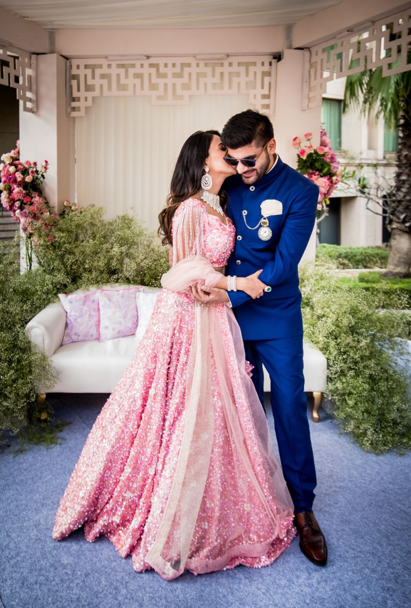 Engagement Dresses for Couple