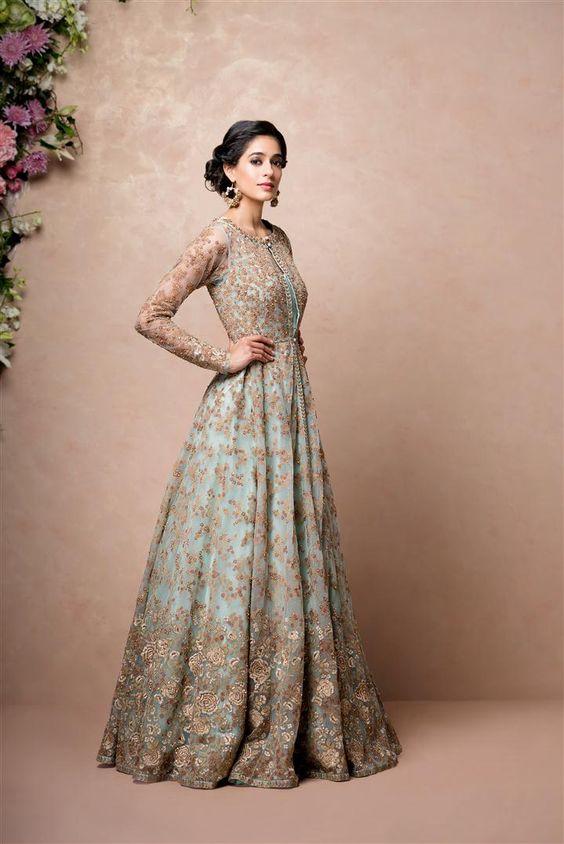 Full Lenght Dress for Engagement
