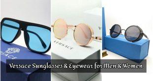 Versace Sunglasses & Eyewear Collection for Men & Women
