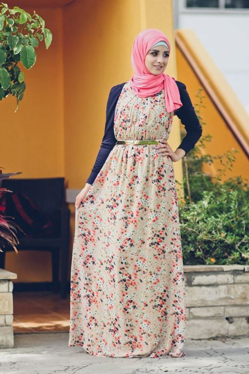 printed abayas