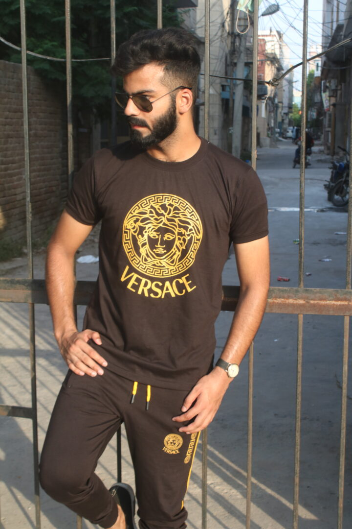 tiktokers in versace shirts 1