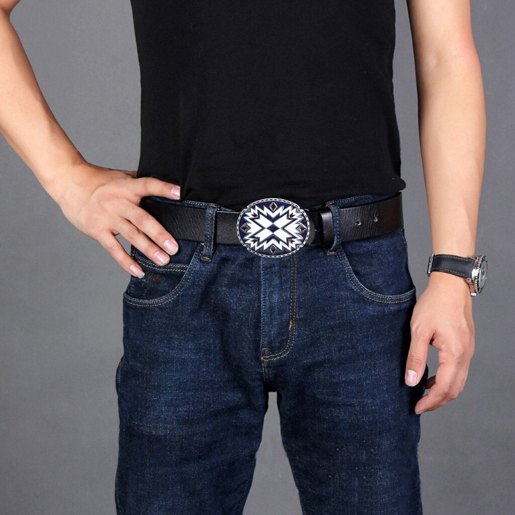 versace round buckle belt