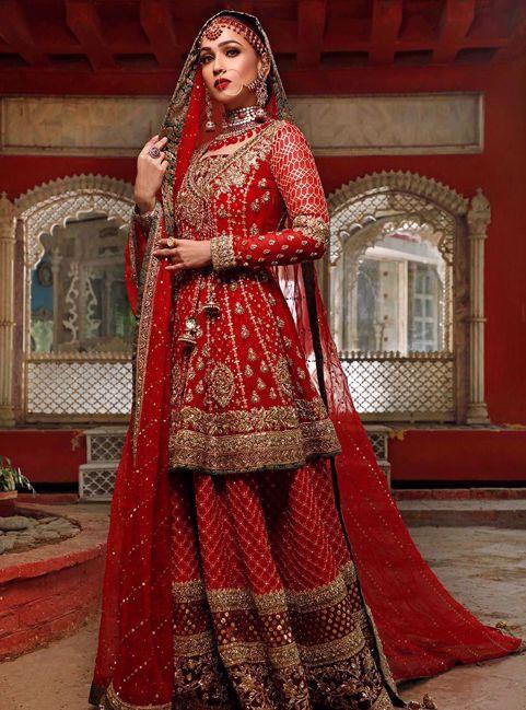 zainab chottani bridal