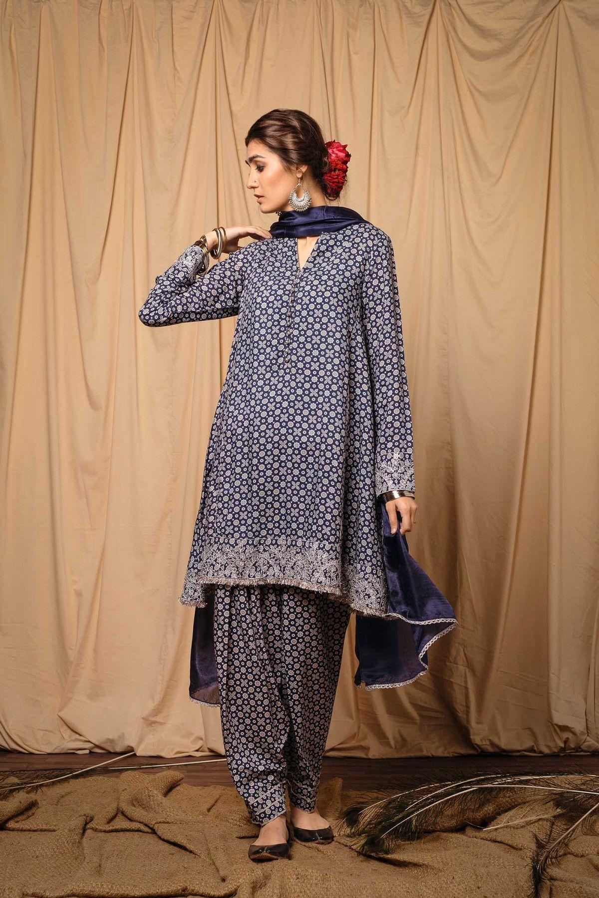 zara shahjahan dress