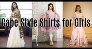 CAPE STYLE DRESSES