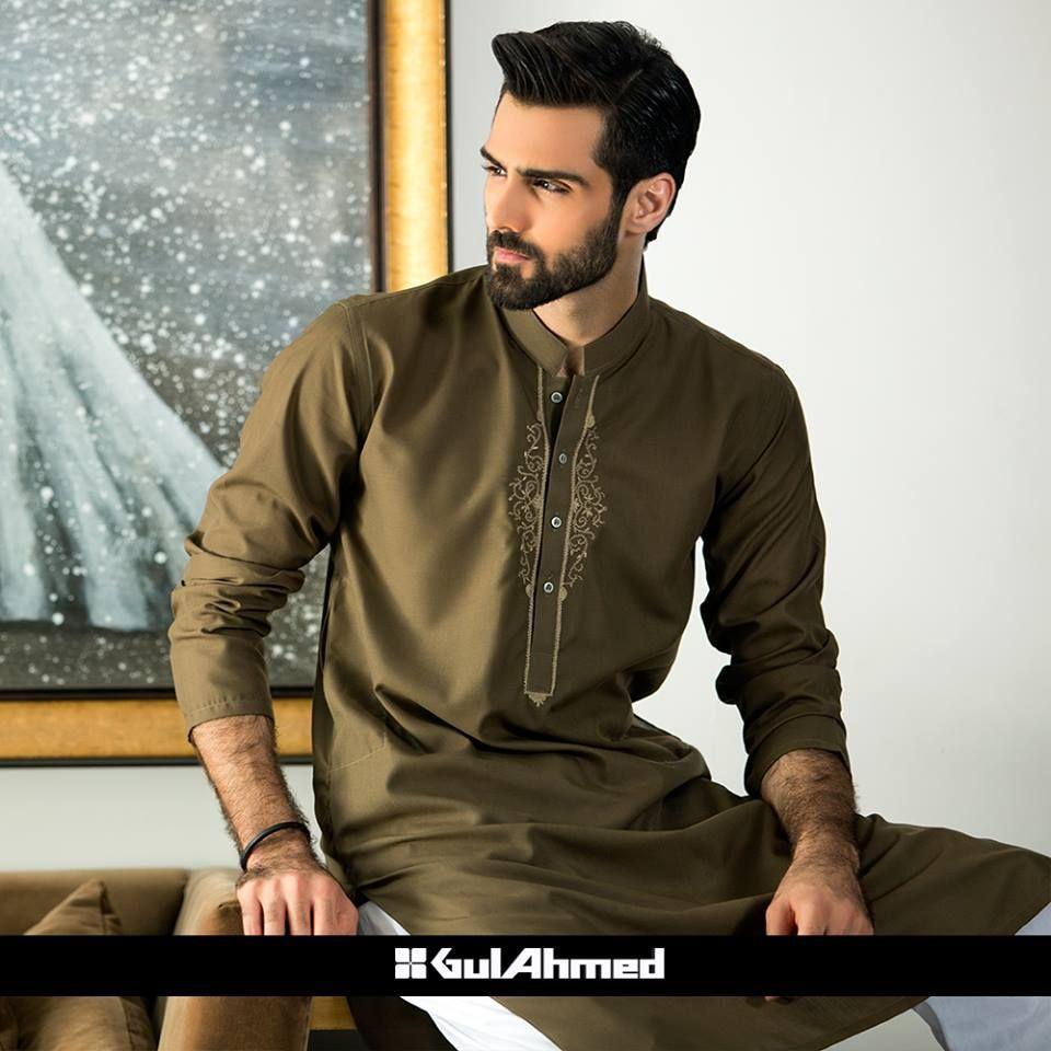 gul ahmed men