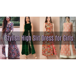 high slit dresses