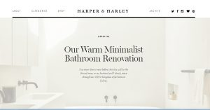Harper & Harley Fashion Blogs