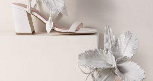 block heel wedding shoes